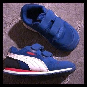 Puma toddler boy sneakers
